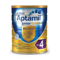 Aptamil 愛他美 金裝 嬰幼兒配方奶粉 4段 900g*3罐裝 *3件