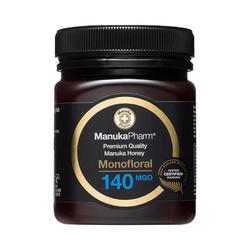 Manuka Pharm 140抗菌值麦卢卡单种花蜜 250g