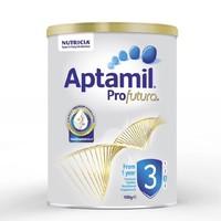 澳洲 Aptamil 愛他美 白金版嬰幼兒配方奶粉 3段 900g*3 *2件
