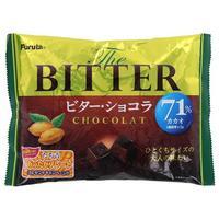 Furuta 富路达 浓情BITTER黑可可豆巧克力 160g