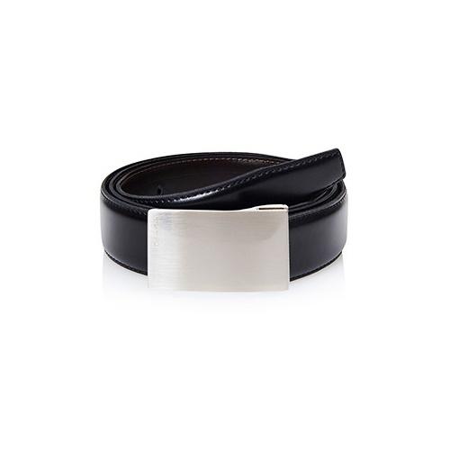 CALVIN KLEIN 卡尔文·克莱 精选100%皮革全封卡扣腰带