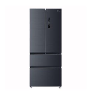 【送美的烤箱】426L多门智能冰箱 急速净味 双变频 一级能效BCD-426WTPZM(E)