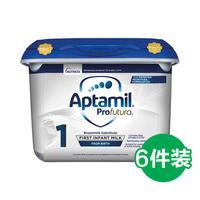 Aptamil 爱他美 白金版 婴幼儿配方奶粉 1段 800g*6罐