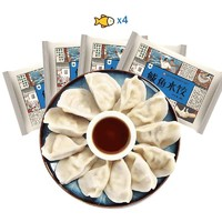 泰祥 鲅鱼水饺 360g*4袋