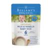 Bellamy's 贝拉米 有机婴儿香草高铁米粉米糊125g AU$5.59包邮(约26.7元)