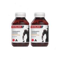 Ecoland 红袋鼠精胶囊 50000mg 90粒 *2件