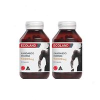 Ecoland 红袋鼠精胶囊 90粒*2瓶