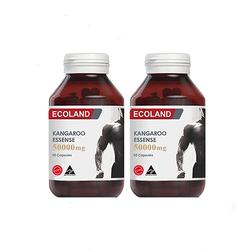 红袋鼠 Ecoland  精胶囊 50000mg 90粒 *2件