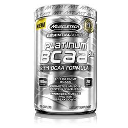 MuscleTech 黑金BCAA8:1:1健身能量补剂 原味 200粒