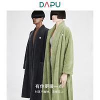 DAPU 大朴 情侣款睡袍