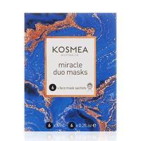 【银联爆品日】Kosmea 奇迹二重奏系列面膜 6x6ml