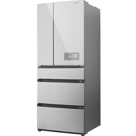 Panasonic 松下 NR-EE50TP1-S 变频风冷多门冰箱 498L 银色
