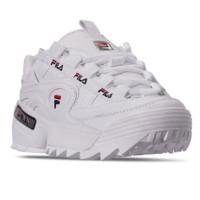 FILA 斐乐 X D-Formation合作款 女款老爹鞋