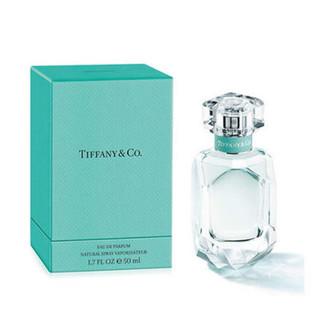 银联返现购 : Tiffany 蒂芙尼 女士香氛/香水 EDP 50ml