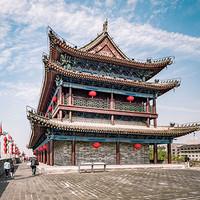 上海-西安4日往返含税机票