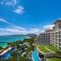 海南三亚亚龙湾海景国际度假酒店 豪华山景房2晚(含下午茶+皮划艇体验+旅拍)