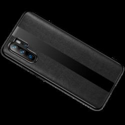 易波华为p30pro/P30手机壳真皮壳+送膜