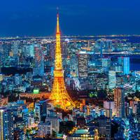持平双11 全日空 樱花季 成都直飞日本东京机票