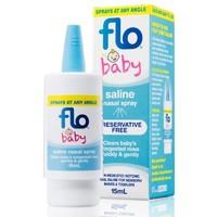 银联爆品日:Flo Baby Saline 婴儿盐水滴鼻剂 15ml