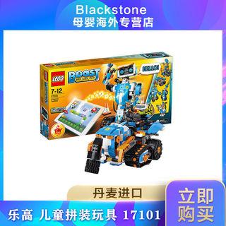 百亿补贴 : LEGO 乐高 Boost可编程机器人 17101