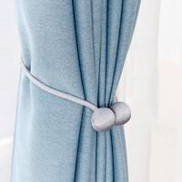 kavar 米良品 創意簡約磁力窗簾扣 一對裝