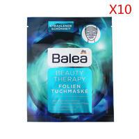 银联专享:Balea 芭乐雅 玻尿酸海藻精华 发热面膜 *10片