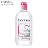 Bioderma 貝德瑪 舒妍多效潔膚液(紅蓋) 500ML