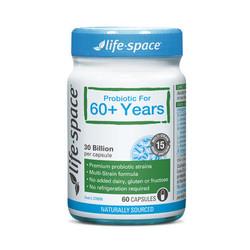 Life Space 老年益生菌 60岁以上 60粒