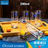 Ocean原装进口水杯6个装290ML加送清洗刷 19.8元包邮