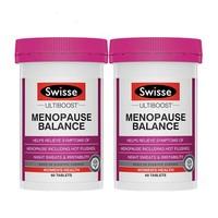 Swisse 大豆异黄酮女性更年期平衡片 60片 *2件