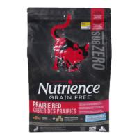 Nutrience 纽翠斯 黑钻赤红草原全猫粮 11磅+送3罐卡尼罐头