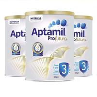 Aptamil 爱他美 白金版婴幼儿奶粉 900g 3段 3罐