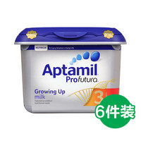 Aptamil 爱他美 白金版 婴儿奶粉 3段 800g*6罐