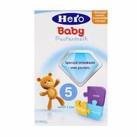 Hero Baby  奶粉 5段 700g 4罐