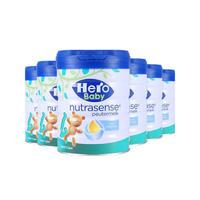 超值黑五、银联爆品日:Hero Baby 英雄宝贝 美素 Nutrasense 白金版4段 700g 6罐装