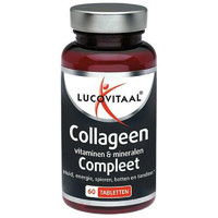银联专享:Lucovitaal 胶原蛋白&维生素片 60片