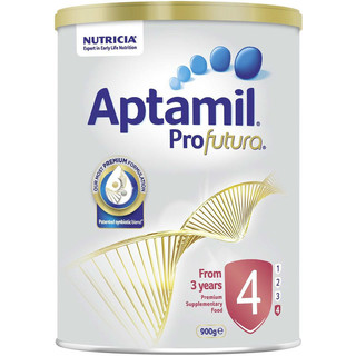银联爆款日:Aptamil 澳洲爱他美 白金版 婴幼儿奶粉 4段 900g