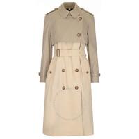 BURBERRY 博柏利 Deighton 8022636 女士长款风衣