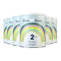 超值黑五、银联爆品日:Pure Goat 婴幼儿羊奶粉2段 800g *6罐