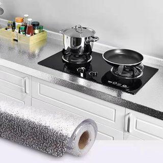 亿家丰 厨房铝箔墙贴 2m*40cm (送工具)