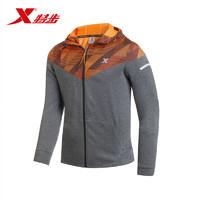 XTEP 特步 984329061157 男子秋冬季针织上衣