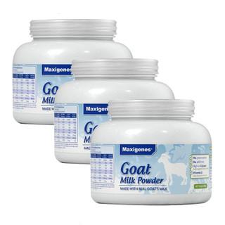 Maxigenes 美可卓高钙+VD山羊奶粉 400g*3罐