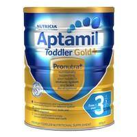 Aptamil 爱他美 金装婴幼儿奶粉 3段 900g