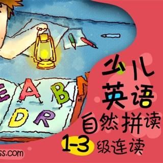 沪江网校 少儿英语自然拼读法1-3级连读【随到随学班】