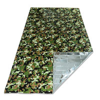 户外应急毯地震应急包急救睡袋保温救生毯防潮地垫应急 急救毯