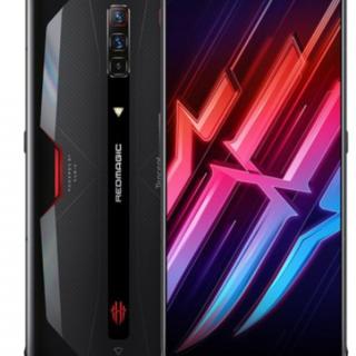 【努比亚红魔6 12GB+128GB】努比亚(nubia)红魔6 12GB+128GB 5G 165Hz屏幕刷新 高通骁龙888 66W快充 腾讯红魔游戏手机